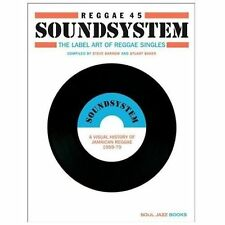 Soundsystem Original Label Art of the Reggae 45 rpm Singles VINYL COLLECTOR'S