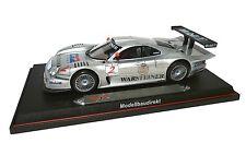 Mercedes-Benz CLK LM FIA GTR Ludwig / Zonta Nr. 2 1:18 Maisto 56054 NEU & OVP