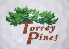 (1) TORREY PINES GOLF COURSE LOGO GOLF BALL (SAN DIEGO, CALIFORNIA)