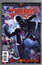 TEEN TITANS #20 - EDDY BARROWS ART & COVER - DC's THE NEW 52 - 2013