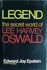 LEE HARVEY OSWALD SECRET WORLD, 1978 BOOK