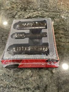 NEW Sealed Snap On-™️ 203FLSM 3 Pc 3/8 Drive Lug Nut Socket Set