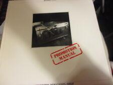 JETHRO TULL 1982 Tour Promotion Manual US Promo LP Chrysalis CHS 47 PDJ NM/VG