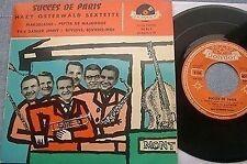 Osterwald, Hazy - Succes De Paris - EP 50er Jahre F - 4 Frankreich Titel