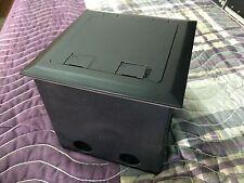 "Dayton FB6XK 6x6 Stage Box - XLR and 1/4"" Connectors"