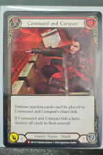COMMAND AND CONQUER - MAJESTIC - Flesh and Blood tcg FaB Arcane Rising