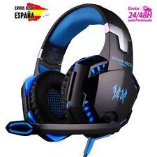Auriculares Cascos con microfono diadema gamer gaming PS4 XBOX PC FORNITE