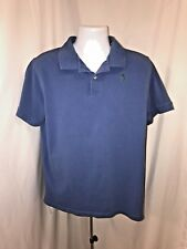 J Crew Men's Large Polo Golf Rugby Shirt Excellent Condition