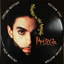 """PRINCE - Thieves In The Temple (12"""") (Picture Disc) (EX-/NM)"""