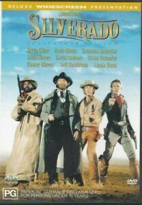 Silverado DVD (Pal, 1999) Free Post