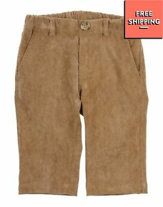 ALETTA Corduroy Trousers Size 6M / 68CM Stretch Made in Italy