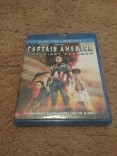 Captain America: The First Avenger (Blu-ray/DVD, 2-Disc Set)