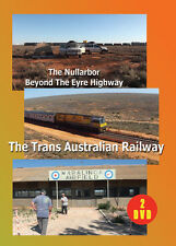 Trans Australian Railway - 2 DVD Set - SALE