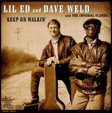 Keep on Walkin' by Dave Weld/Ed Williams/Lil' Ed Williams (Cd, Jul-1996, Earwig)