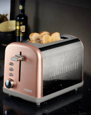 Tower Sparkle Toaster -copper Glitter