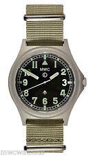 MWC G10 300m Quartz Military Watch | Screw Down Crown & Case Back | High Spec