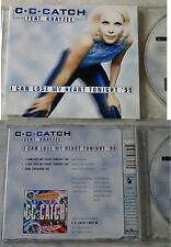 C. C. CATCH feat. krayzee-i can lose my heart cette nuit... 1998 MAXI CD