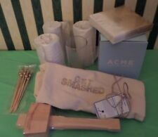 ACME Party Box Company Cocktail Party in a Box, Bubble Cocktail 4 Glasses, +More