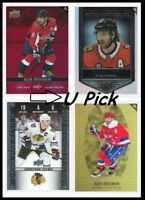 2019-20 UD Tim Hortons Hockey Inserts U PICK Flat Ship 75c/Card SEE DESCRIPTION
