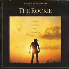 The Rookie OST motion picture soundtrack CD NEW Fogerty Earle Jefferson Airplane