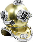 Antique Diving Helmet U.S Navy Mark V Deep SCA Scuba Antique Divers Helmet Decor