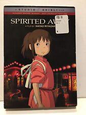 New listing Spirited Away (Dvd, 2002) W/ Slip Cover