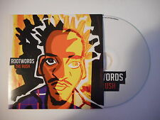 ROOTWORDS : THE RUSH - WHAT'S GOING ON [ CD ALBUM PROMO PORT GRATUIT ]