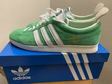 Adidas Gazelle Vintage Shoes Men's Size US 11 Green