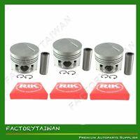 Piston + Ring Kit Set STD 78mm for Kubota D1105 (100% Taiwan Made) X 3 PCS