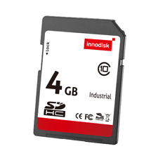 Innodisk 4GB Industrial SLC SD card