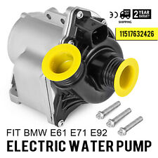 Electric Water Pump For BMW 135i 335i 335d 740 X3 X5 VDO A2C59514607 11517632426
