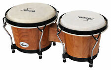 XDrum Bongo Trommeln Percussion Instrument Latin Congas Schlaginstrument Tobacco