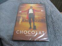 "DVD ""CHOCOLAT"" Omar SY, James THIERREE / de Roschdy ZEM"