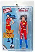 Teen Titans Retro Style Action Figure Series 1 Wonder Girl Brand New FREE SHIP