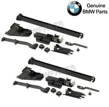 For BMW E39 5-Series E53 X5 Set of Left & Right Sunroof Control Rail Kit Genuine