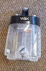 BRAND NEW VAX PLATINUM / DUAL POWER PRO ADVANCE CLEAN WATER TANK