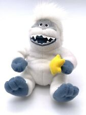 """1998 Bumble the Abominable Snowman Island of Misfit Toys Cvs 6"""" Plush Stuffins"""
