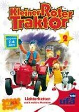 """KLEINER ROTER TRAKTOR """"TEIL 2 LICHTERKETTEN"""" DVD NEU"""