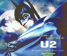 U2 Hold Me, Thrill Me, Kiss Me, Kill Me CD Single Atlantic 1995
