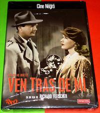 VEN TRAS DE MI Follow Me Quietly - English Español DVD R2 Precintada