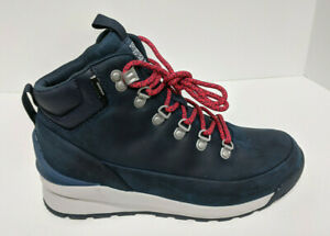 The North Face Back-to-Berkeley Mid Waterproof Hiking Boots, Blue, Women's 8 M