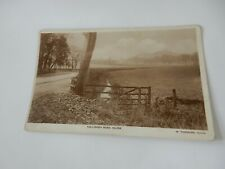 More details for clackmannanshire postcard vintage  alloa tullybody rd big daigonal crease noted