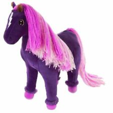 New! Rainbow Brite Purple Skydancer Horse Stuffed Animal by Hallmark! Free Ship!