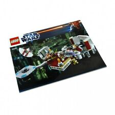 1 x Lego System Bauanleitung A4 für Set Star Wars Episode 3 Palpatine's Arrest 9