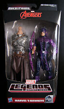 Marvel Legends HAWKEYE Infinite Series Avenging Allies  (Allfather BAF)