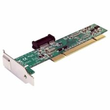 NEW STARTECH.COM Pci To Pcie Adapter Card PCI1PEX1