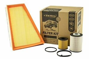 Air Oil Fuel Filter Kit for FORD Mondeo MA MB MC Turbo Diesel 2.0L up to 04/2012