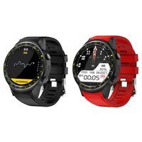 GPS Smart Watch MäNner mit SIM-Karte F1 Smart Watch Herzfrequenz-Erkennung M3Q4