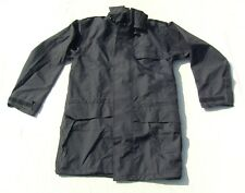 Royal NAVY BLACK Goretex Jacket, Genuine Issue Goretex Coat / Jacket WITH LINER