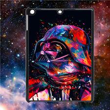 Guerra De Las Galaxias Darth Vader iPad Cubierta Caso (Cuero o Plástico Duro)
